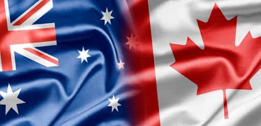 Moving to canada from Australia